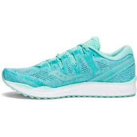 saucony Freedom ISO 2 - Zapatillas running Mujer - Turquesa